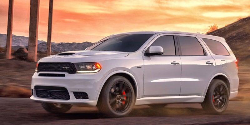 2019 Dodge Durango In Greenwood In Tom O Brien Chrysler Jeep
