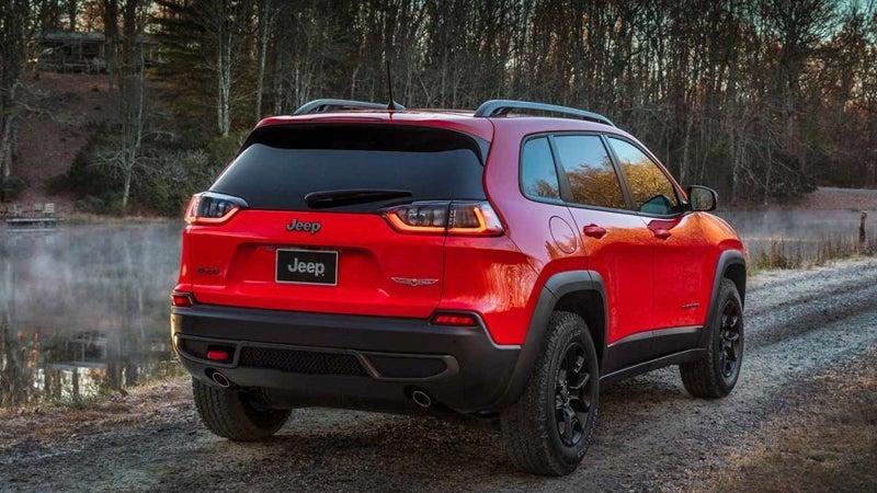 2019 Jeep Cherokee in Greenwood, IN | Tom O'Brien Chrysler ...