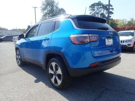 Jeep Dealership Indianapolis >> 2018 Jeep Compass Latitude 4x4 in Greenwood, IN ...